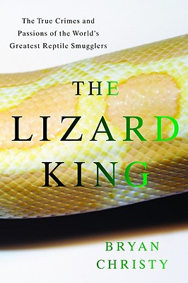 The Lizard King Cover