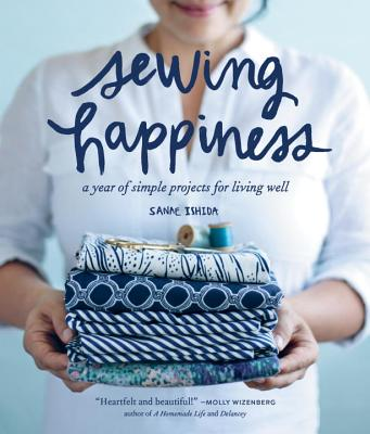 Sewing Happiness Cover
