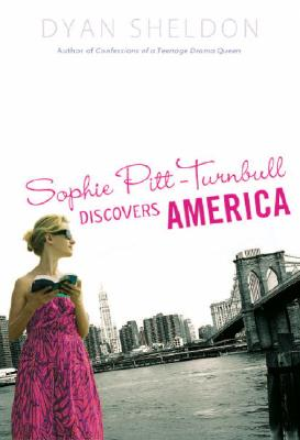 Sophie Pitt-Turnbull Discovers America Cover