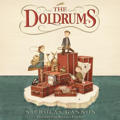 The Doldrums Lib/E Cover Image