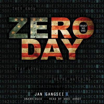 Cover for Zero Day Lib/E