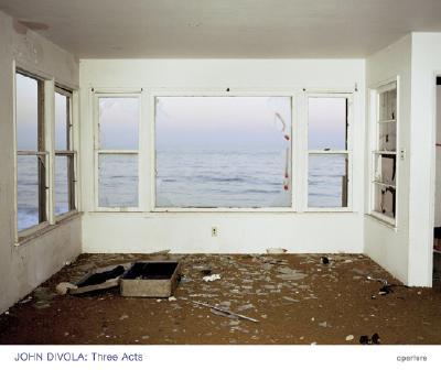 John Divola: Three Acts Cover Image