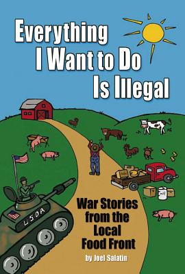Everything I Want to Do Is Illegal Cover