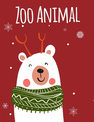 Zoo Animal: coloring books for boys and girls with cute animals, relaxing colouring Pages (Art for Kids #7) Cover Image