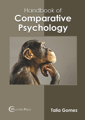 Handbook of Comparative Psychology Cover Image
