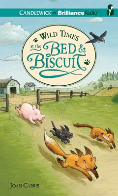Wild Times at the Bed & Biscuit (Bed and Biscuit #2) Cover Image