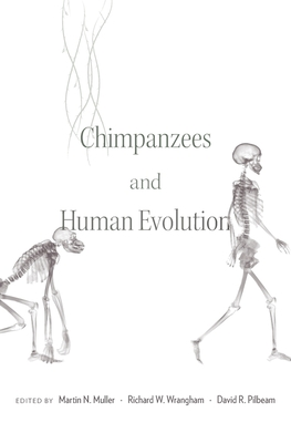 Chimpanzees and Human Evolution Cover Image