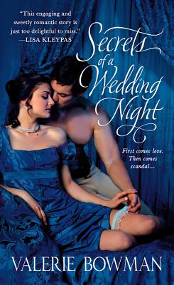 Secrets of a Wedding Night (Secret Brides #1) Cover Image