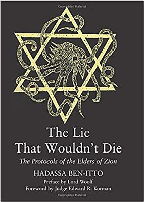 Cover for The Lie that Wouldn't Die