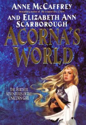 Acorna's World Cover