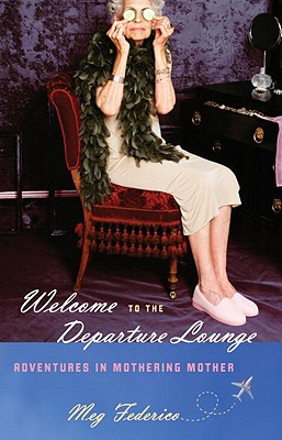 Welcome to the Departure Lounge Cover