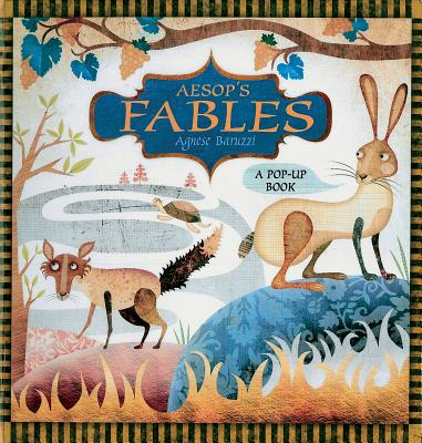 Aesop's Fables Cover
