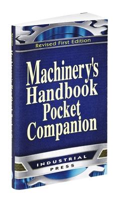 Machinery's Handbook, Pocket Companion Cover Image