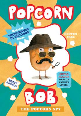 Popcorn Bob 2: The Popcorn Spy Cover Image