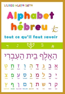 Alphabet Hébreu: Tout ce qu'il faut savoir Cover Image