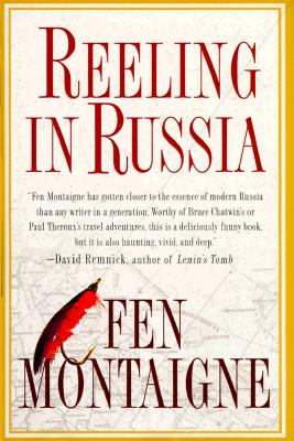 Reeling In Russia Cover