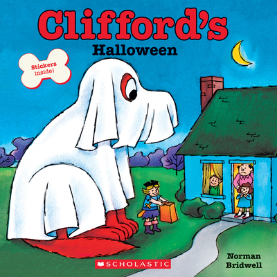 Clifford's Halloween (Classic Storybook) Cover Image
