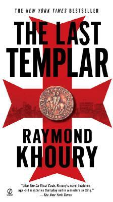 The Last Templar Cover