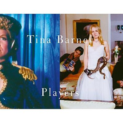 Tina Barney Cover
