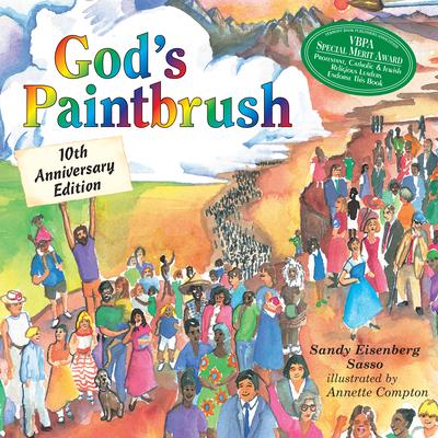 Cover for God's Paintbrush