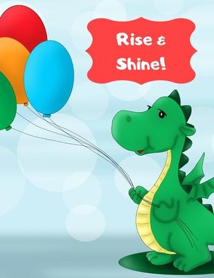 Rise & Shine!: Kids Bedwetting Management Star Reward Chart And Progress Tracker (34 weeks) Cover Image