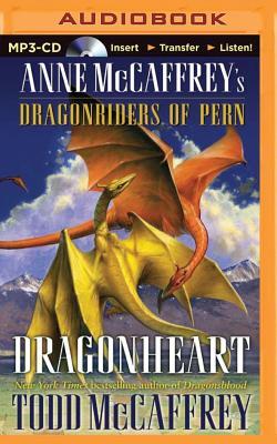 Dragonheart (Dragonriders of Pern (Audio) #13) Cover Image