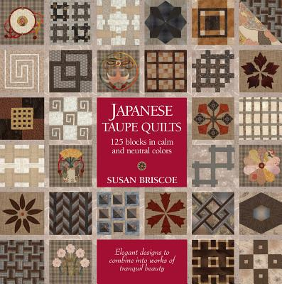 Cover for Japanese Taupe Quilts