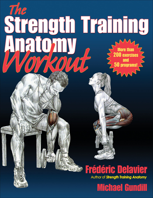 The Strength Training Anatomy Workout cover image