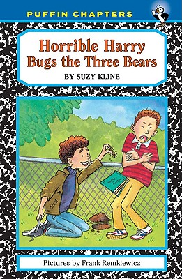 Horrible Harry Bugs the Three Bears Cover Image
