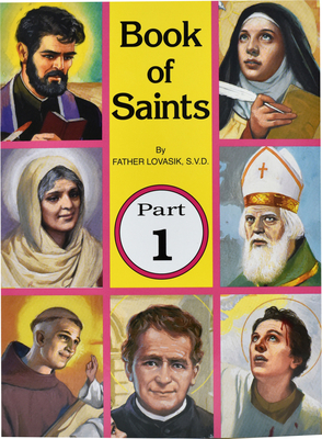 Book of Saints (Part 1), 1: Super-Heroes of God Cover Image
