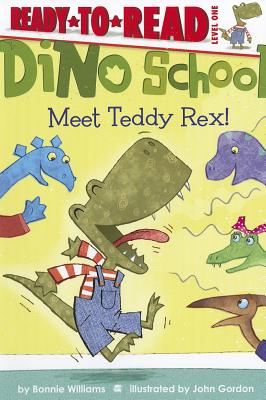 Cover for Meet Teddy Rex! (Dino School)