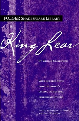 King Lear (Folger Shakespeare Library) Cover Image