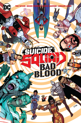 Suicide Squad: Bad Blood Cover Image