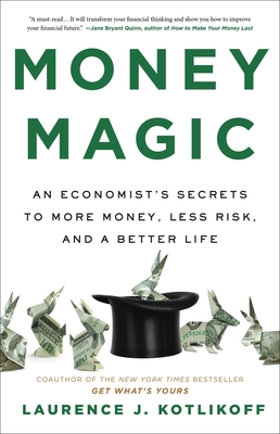 Cover for Money Magic