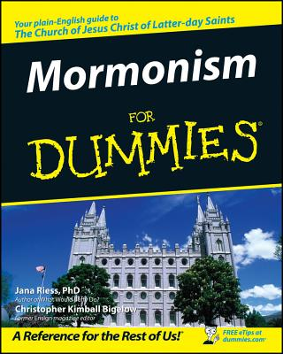 Mormonism for Dummies Cover Image