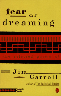 Fear of Dreaming: The Selected Poems Cover Image