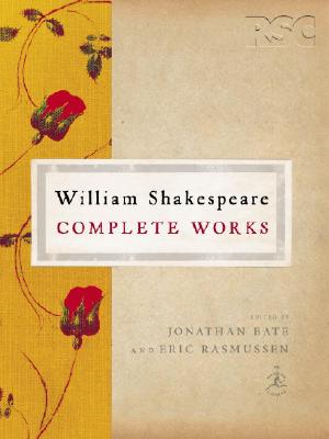 William Shakespeare Complete Works Cover Image
