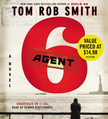Agent 6 Cover