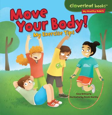 Move Your Body! Cover