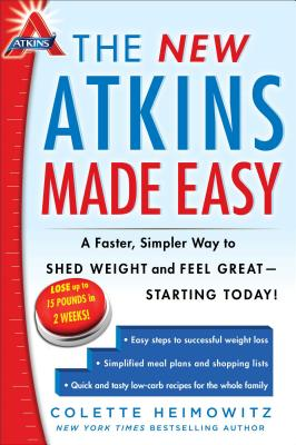 The New Atkins Made Easy Cover