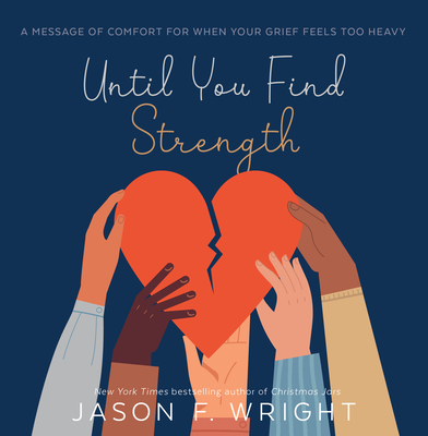 Cover for Until You Find Strength