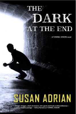 Cover for The Dark at the End