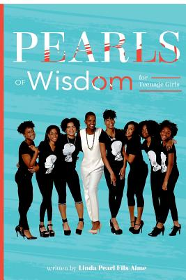 Pearls of Wisdom for Teenage Girls (Blue Cover) Cover Image