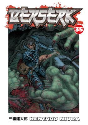 Berserk, Vol. 35 cover image