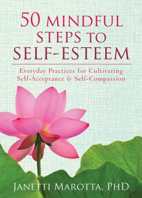 50 Mindful Steps to Self-Esteem Cover
