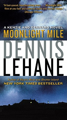 Moonlight Mile: A Kenzie and Gennaro Novel Cover Image