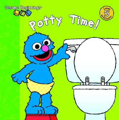 Potty Time! Cover