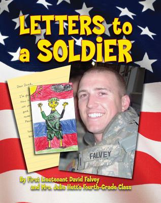 Cover for Letters to a Soldier