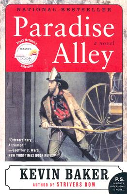Paradise Alley Cover