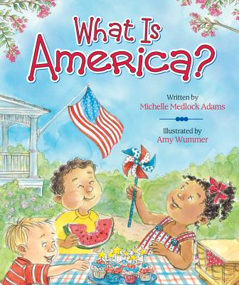 Cover for What Is America? (What Is...?)